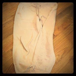 Calvin Klein Sweatpants.
